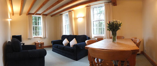 self catering jersey country cottage